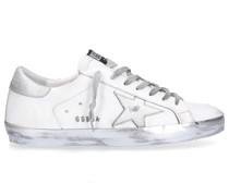 Sneaker low SUPER-STAR Kalbsleder