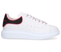 Sneaker low LARRY Kalbsleder Gummi Logo -kombi