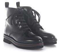AGL Stiefeletten Boots D721538 Plateau Lackleder
