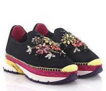 Sneakers Neopren Swarovski Kristalle