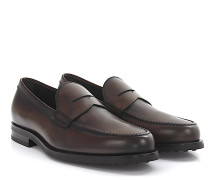 Loafer F0Q920 Leder
