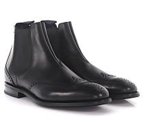 Chelsea Boots Pawston Budapester Leder
