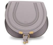 Handtasche MARCIE MINI Kalbsleder Logo