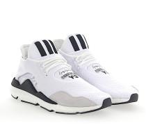 Sneaker SAIKOU Stoff Mesh weiss