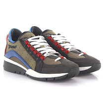 2 Sneaker 551 Leder blau