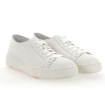 Sneaker 53853 Leder weiss