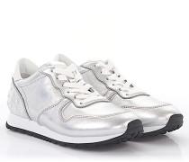 Sneaker SPORTIVO Leder Noppen weiß