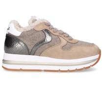 Sneaker low MARAN Veloursleder