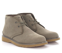 Stiefeletten Boots Barry Chukka Classic Nubukleder taupe