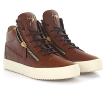 Sneaker Daniel High Top Nappaleder