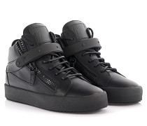 Sneakers Mid Cut Dan May London Leder
