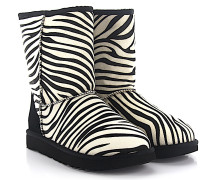 Stiefeletten Boots CLASSIC SHORT EXOTIC Ponyfell