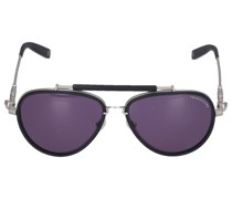 Sonnenbrille Aviator 001106 Metall silber