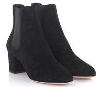 Ankle Boots Vally Veloursleder