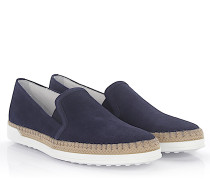Sneaker Slip On J970 Veloursleder Bast