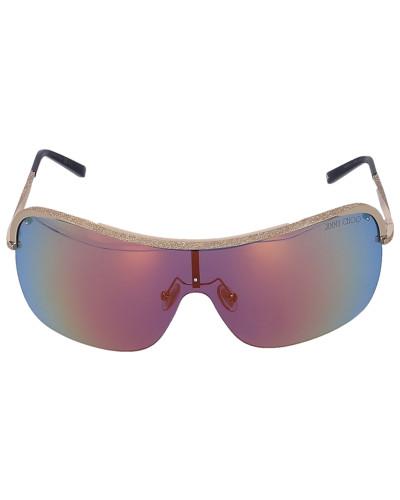 Sonnenbrille Shield MARISI 010HD Metall gold
