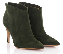 Ankle Boots Kat Mid Bootie Veloursleder