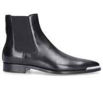 Chelsea Boots BOTTE DALLAS CHELSEA Kalbsleder Logo