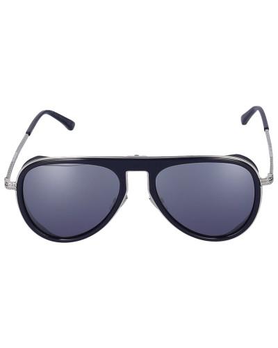 Sonnenbrille Aviator CARL/S PJP96 Metall silber