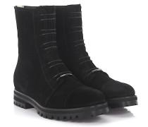 Stiefeletten Boots Haze Flat Veloursleder