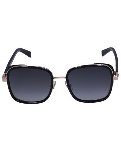 Sonnenbrille Square ELVA/S 2M29O Acetat schwarz