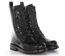 Stiefeletten Boots San Pietro Leder Nieten