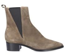 Chelsea Boots 5183 Veloursleder