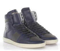 Sneaker SL/10H High Leder grau