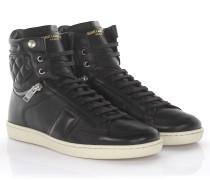 Sneaker SL/34H Leder gesteppt