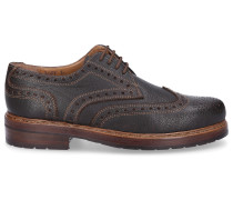 Businessschuhe Budapester 3087 Lochmuster