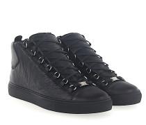 Sneaker ARENA High Lammleder crinkled