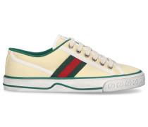 Sneaker low TENNIS 1977 Canvas Logo gelb