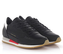 Sneaker Bright Low Leder grau