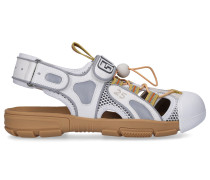 Sandalen 98D10 Kalbsleder beige