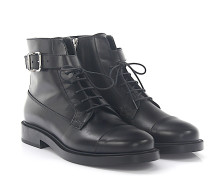 Stiefeletten Boots P0T631 Leder