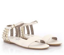 AGL Sandalen D62203 Knöchelriemchen Leder Nieten