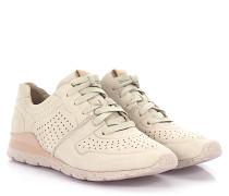 Sneaker Tye Low Leder beige