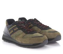 Sneaker Running R261 Velourleder