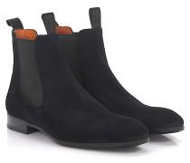 Chealsea Boots 13414 Veloursleder