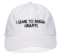 Snapback Cap I CAME TO BREAK HEARTS Baumwolle