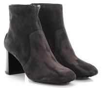 Stiefeletten Boots Tronchetto Veloursleder