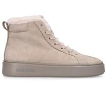 Sneaker low KUBA Nubukleder