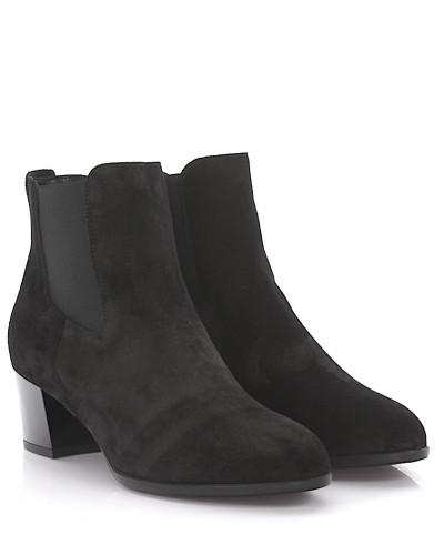 Ankle Boots H272 Veloursleder
