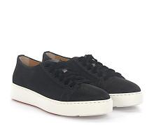Sneaker 60248 Stoff Glitzer