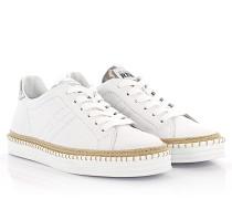 Rebel Sneaker R260 Basso Leder weiss