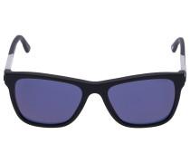 Sonnenbrille Wayfarer 218 703P Acetat Metall schwarz