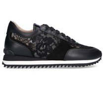 Sneaker low CLAIRE LACE Kalbsleder