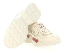 Sneaker Rython 500877 Leder elfenbein GG-Details