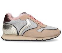Sneaker low JULIA Veloursleder