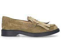 Loafer W59C0 Veloursleder